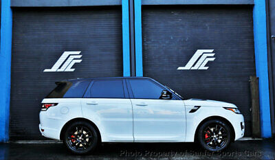 2016 Land Rover Range Rover Sport 4WD 4dr V6 Diesel SE 2016 Land Rover Range Rover Sport Turbo Diesel Financing & Leasing Available