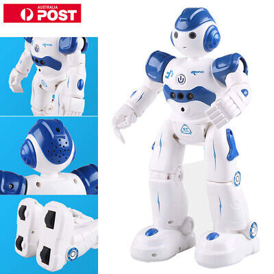 AU  Remote Control RC Robot Gesture Sensor Singing Dancing Kid Toy Boy Girl Gift