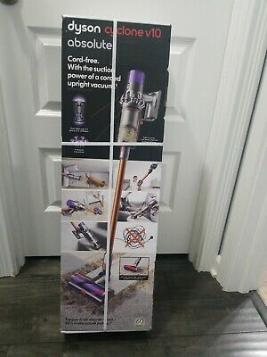 Brand New Dyson V10 ABSOLUTE Cyclone V10 Absolute Cordless Vacuum
