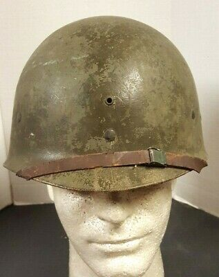 WWII M1, 1st Army Helmet liner