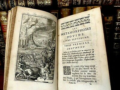 1676 The Metamorphoses By Ovid
