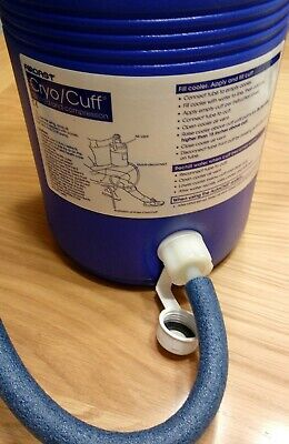 Aircast Cryo/Cuff Therapy, Large Knee Cuff