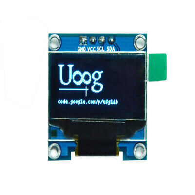 0.96in I2C IIC Serial 128X64 OLED LCD LED Display Module SSD1306 For Arduin X8W8