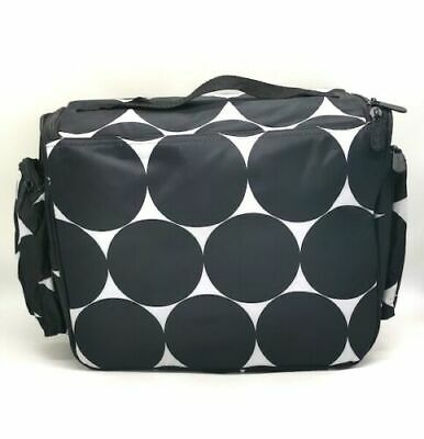 Thirty one Travel make up cosmetic Deluxe Beauty bag in Big dot 31 gift