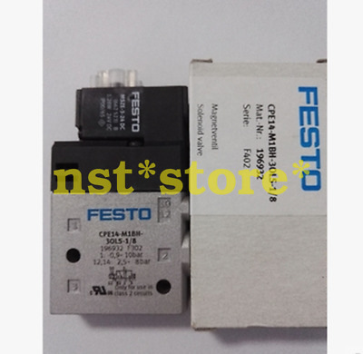 Applicable for FESTO solenoid valve CPE14-M1BH-3OLS-1/8