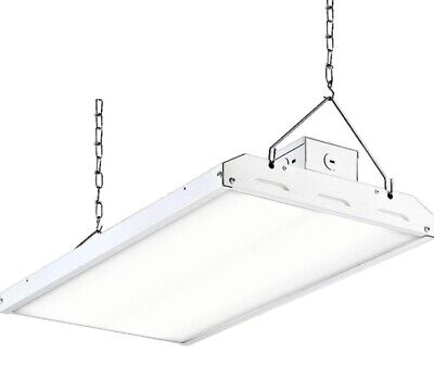 4FT 321W Dimmable LED Linear High Bay Light 700W Equivalent 42051LM Shop Lights