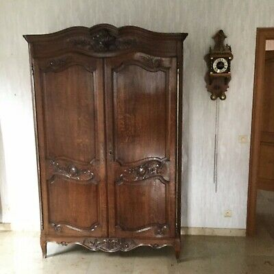 Ancienne armoire Normande /Oude Normandische kast