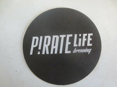 1 only, PIRATE LIFE Micro Brewery,Adelaide,South Australia., BEER COASTER