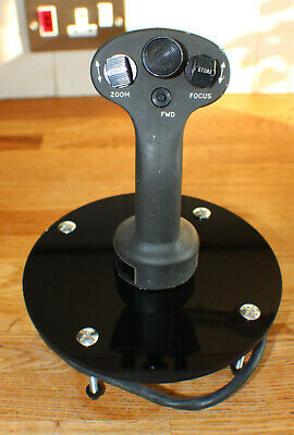 Raf Boeing Chinook Aircraft Helicopter Hc6 Used Control Grip Joystick Yoke