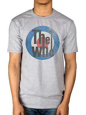Official The Who Target Logo T-Shirt Quadrophenia Who Are Next Free Dances