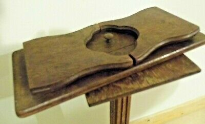 miniature Table folding altar stand mystery antique