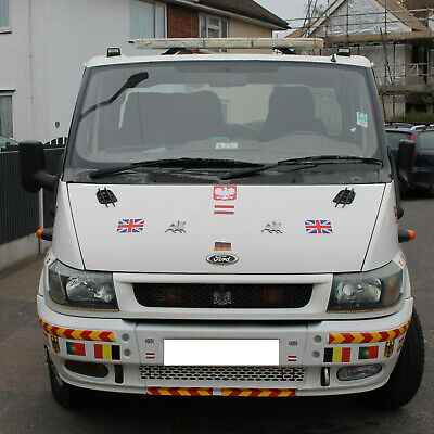 LHD not RHD FORD TRANSIT MK 6 Recovery/transporter 3.5t