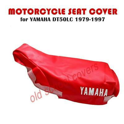 YTEEC YAMAHA DT50LC DT50 LC DT 50 LC 1979-1997 SEAT COVER
