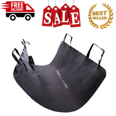 Waterproof Dog Car Seat Cover Hammock For Pet SUV Van Back Rear Bench Pad Mat US