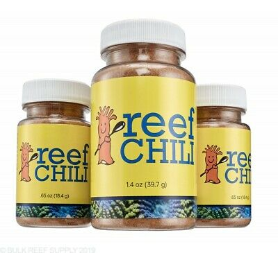 Brs Bulk Reef Supply Chili Chilli Coral Food Zoa Marine Filter Feed Powder Roids