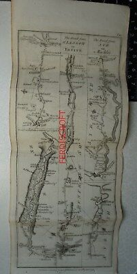 1776 Taylor & Skinner - Road from Glasgow to Irvine, Greenock to Irvine