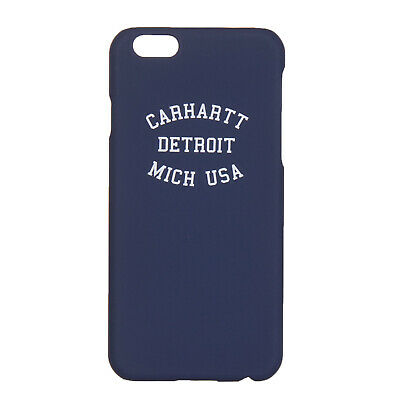 CARHARTT Mobile Phone Case Hard Fitted Back Soft Touch Effect Printed Panel