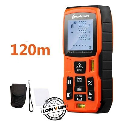 40m Laser Ruler Rangefinders Digital Distance Meter Measurer Range Finder