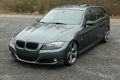 BMW E91 318d Touring Aut. StandHzg, PanoDach, Individual ***kein Mindestpreis***