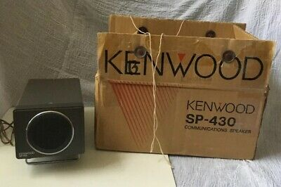 Kenwood SP-430 Speaker And Original Box