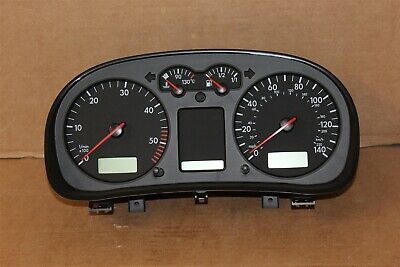 VW Golf MK4 / Bora TDi AUTOMATIC instrument cluster 1J0920901FX New Genuine VW