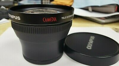 Olympus Camedia TCON-14B Tele Extension Pro 62mm Lens Adapter