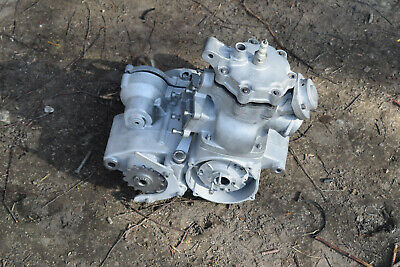 maico gm 400 engine, with new cylinder, needs rebuilding