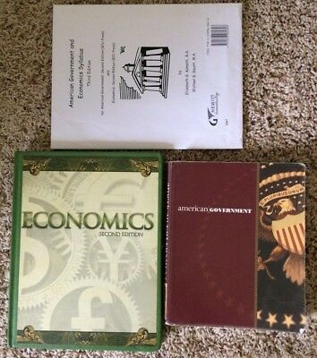 American Government and Economics 2nd Edition
