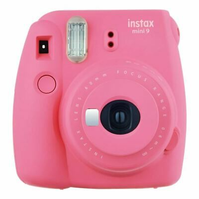 Fujifilm INSTAX MINI 9 FLAMINGO PINK KIT 10 70100141219