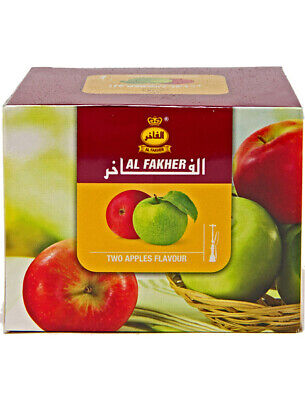 Genuine Al Fakher Shisha - 250G | 500G | 1Kg - Double Apple  – Boxed And Sealed