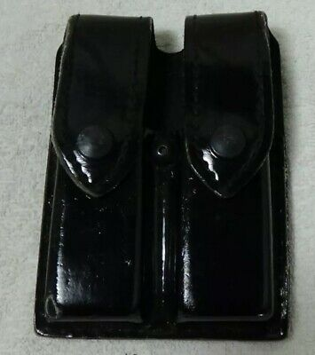 Leather Safariland Colt 1911 Magazine Clip Duty Holster 12-99