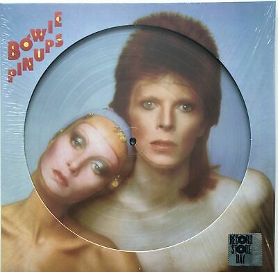 Bowie David Pin Ups Vinile Lp Picture Disc Rsd 2019 Nuovo