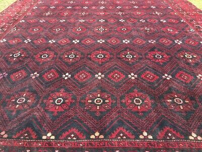 Stunning Antique Persian Rug Hand Knotted 272KPI  Kashan Isfahan #955(11x8.3ft)