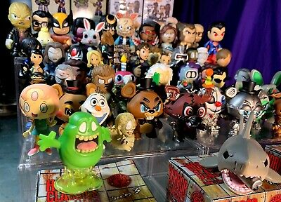 Funko Mystery Minis Open Blind Box/Bag Vinyl Figures -$3 Shipping Total,No Limit