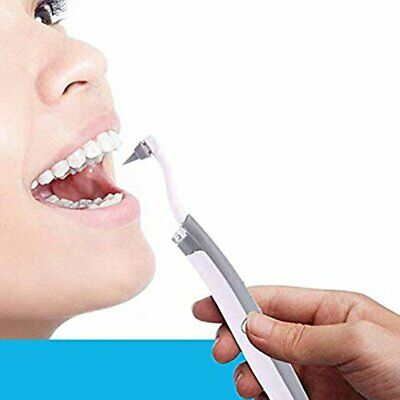New Electric Sonic ABS Tooth Stain Eraser Plaque Remover Dental Tool MU⊿