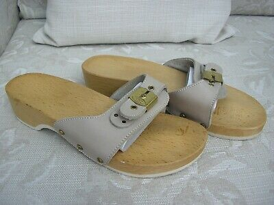 f11bb2999b1a Scholl sandals - Pescura - leather uppers - UK 5 - hardly worn