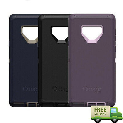 NEW Authentic OtterBox Defender Heavy Duty Case WITH CLIP Samsung Galaxy Note 9