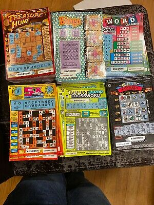 (600) California Lottery tickets $3 Second Chance Scratchers 2nd Redeemable