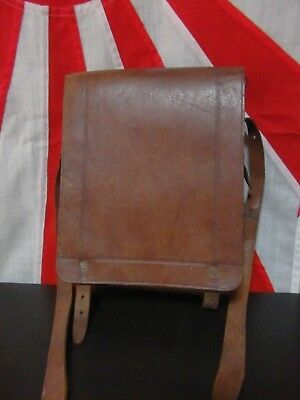 WW2 Japanese Army Officer Bag collectible antique samurai navy old sword