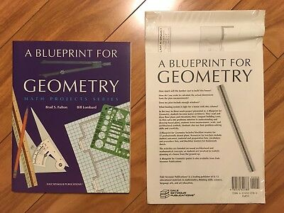 A Blueprint For Geometry