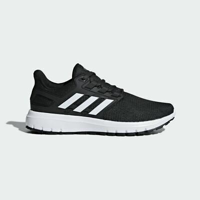 Adidas Energy Cloud 2 Men's Running Athletic Sneaker Core black/White B44750 Nmd