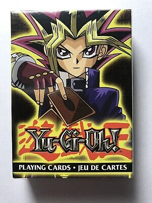Yu-Gi-Oh! Playing Cards 1996 - Read Condition