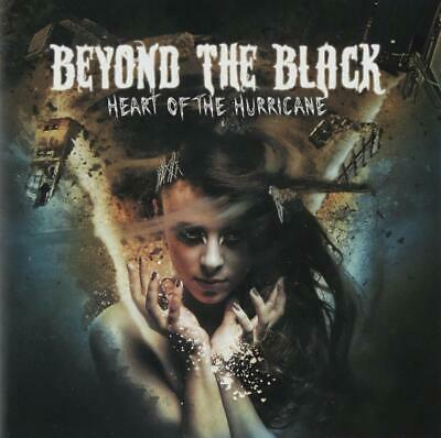 Beyond the Black Heart Of The Hurricane 16tracks Japan Bonus Track CD/OBI NEW