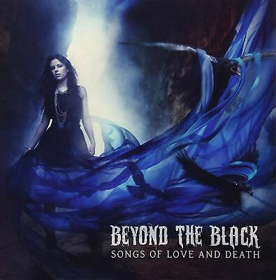 Beyond the Black SONGS OF LOVE AND DEATH 13tracks Japan Bonus Track CD/OBI NEW