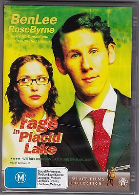 The Rage In Placid Lake - DVD (Brand New Sealed) Region 4 PAL