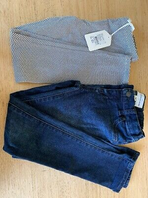 Country Road Leggings And Jeans Girls Size 7 And 8 Years