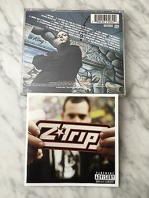 Z-Trip Shifting Gears CD 2005 Feat Chester Bennington RARE Unreleased Track OOP