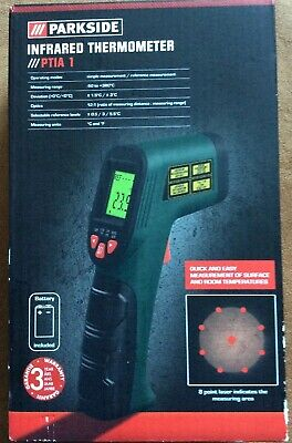 "Infrared Thermometer PTIA 1 "" Parkside"""