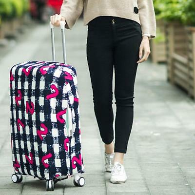 Elastic Dust-proof Travel Spandex Luggage Cover Suitcase Protector LI