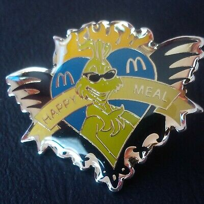 pin  badge pin's Mc Donald's Mc Do Happy meal THE GRINCH grincheux TV CINEMA BD